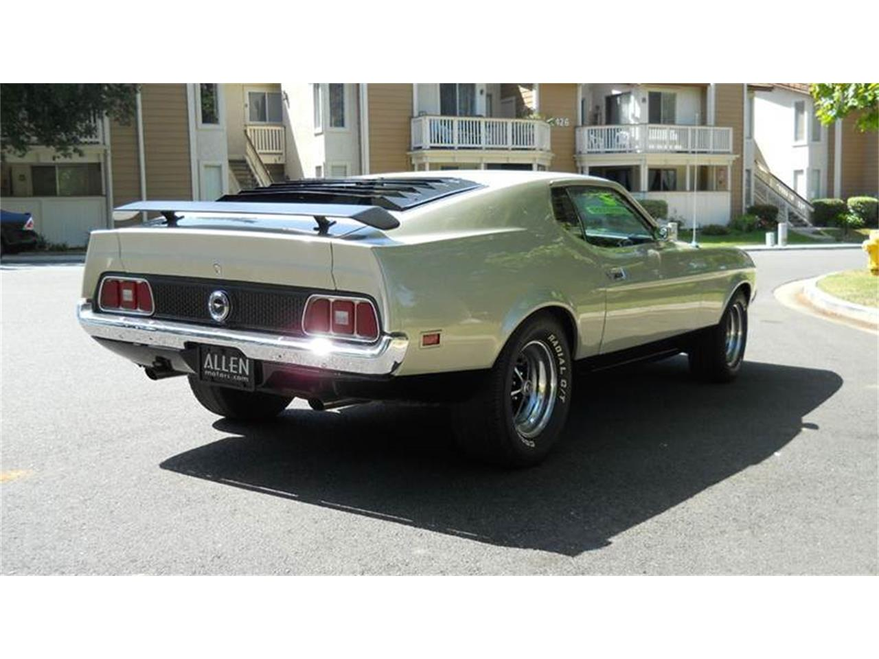 Large Picture of Classic 1972 Ford Mustang located in California - $24,995.00 Offered by Allen Motors, Inc. - HF7X