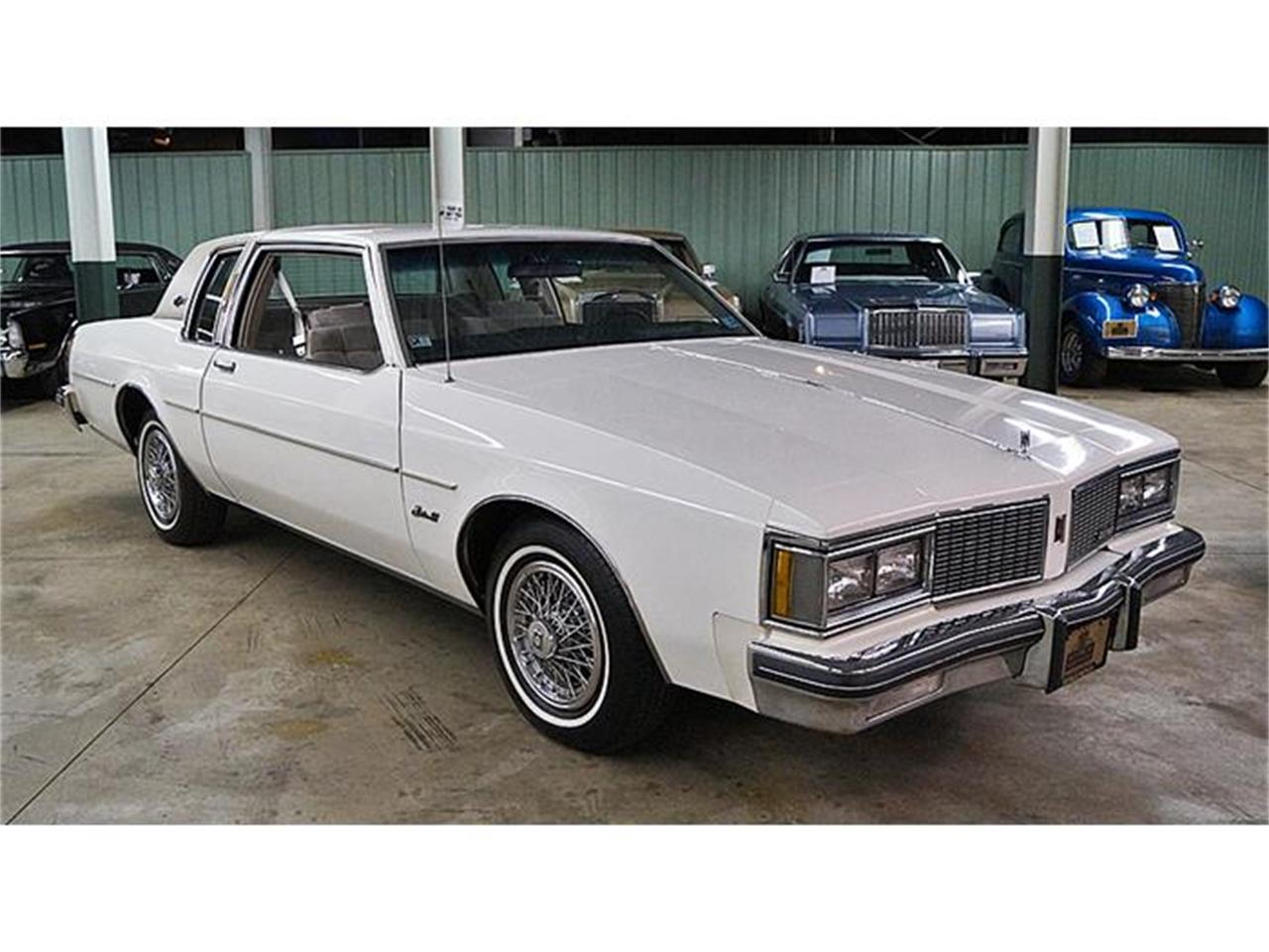 1984 oldsmobile delta 88 royale for sale cc 812993. Black Bedroom Furniture Sets. Home Design Ideas