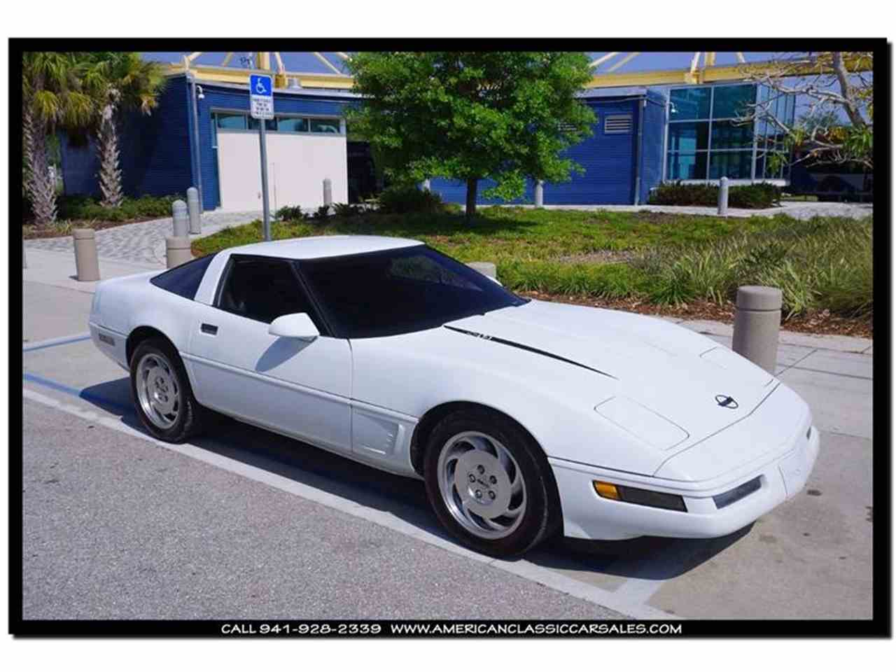 Large Picture of '96 Corvette - HFBF