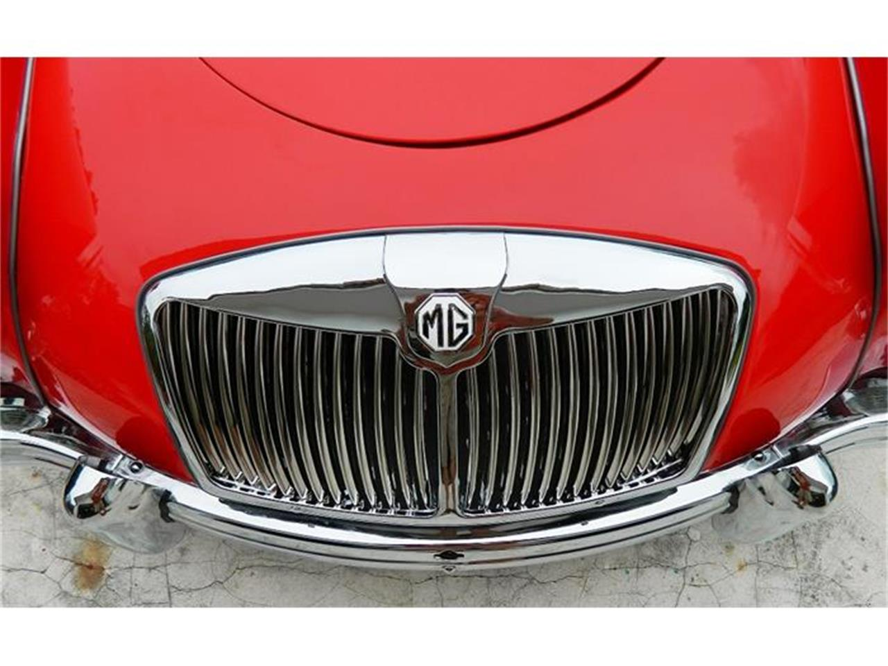 Large Picture of '58 MGA - HD9S
