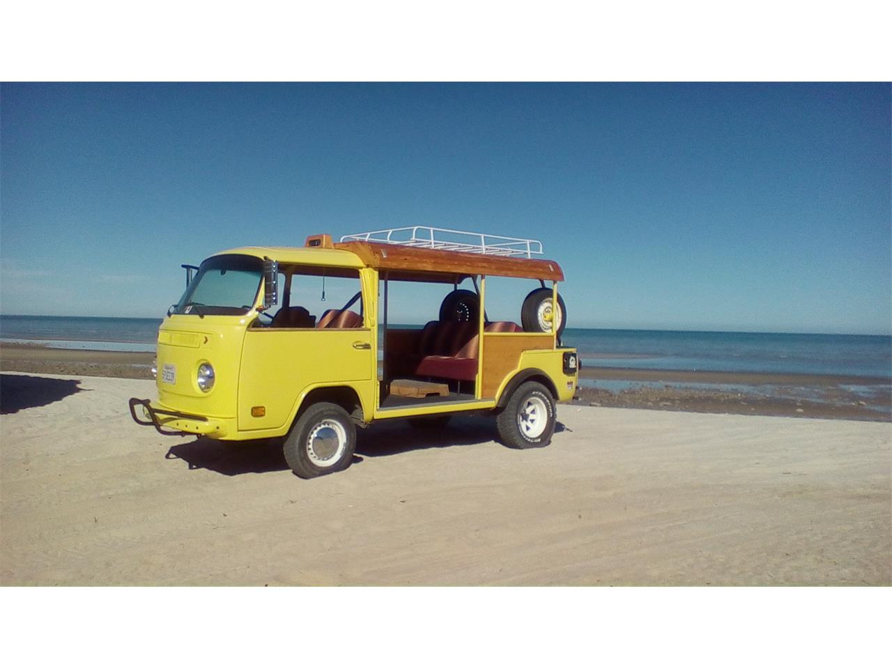 Large Picture of Classic 1969 Transporter located in Phelan California - HFSC