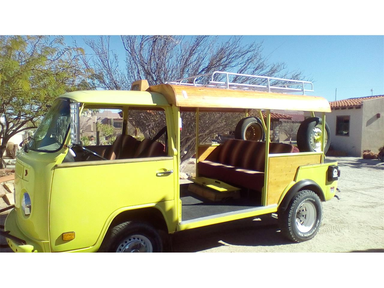 Large Picture of Classic '69 Transporter located in Phelan California - $9,500.00 Offered by a Private Seller - HFSC