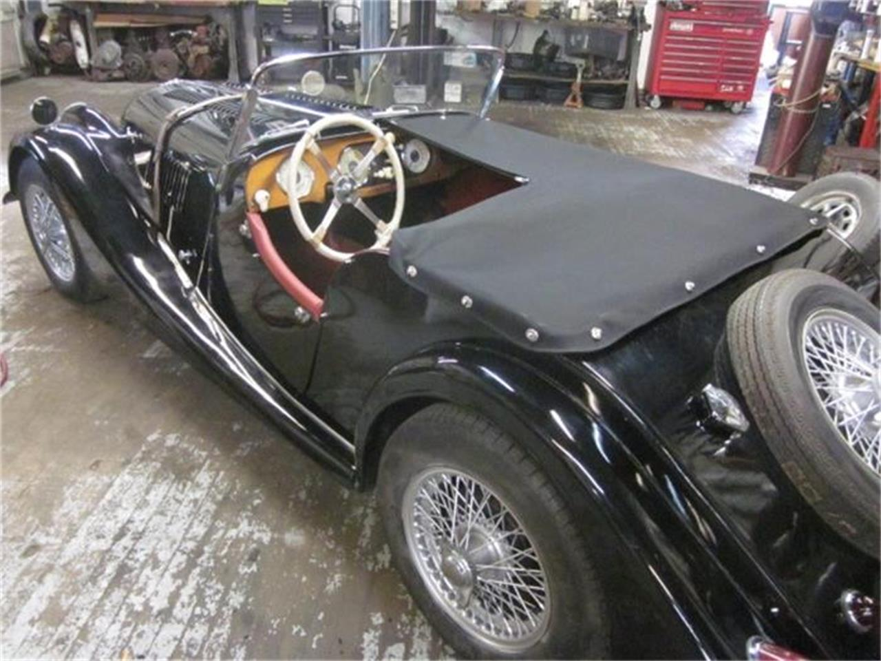 Large Picture of '61 Roadster - HFSE