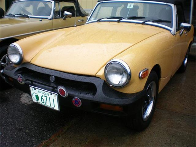 Picture of '77 MG Midget located in Rye New Hampshire - $6,900.00 - HDAC