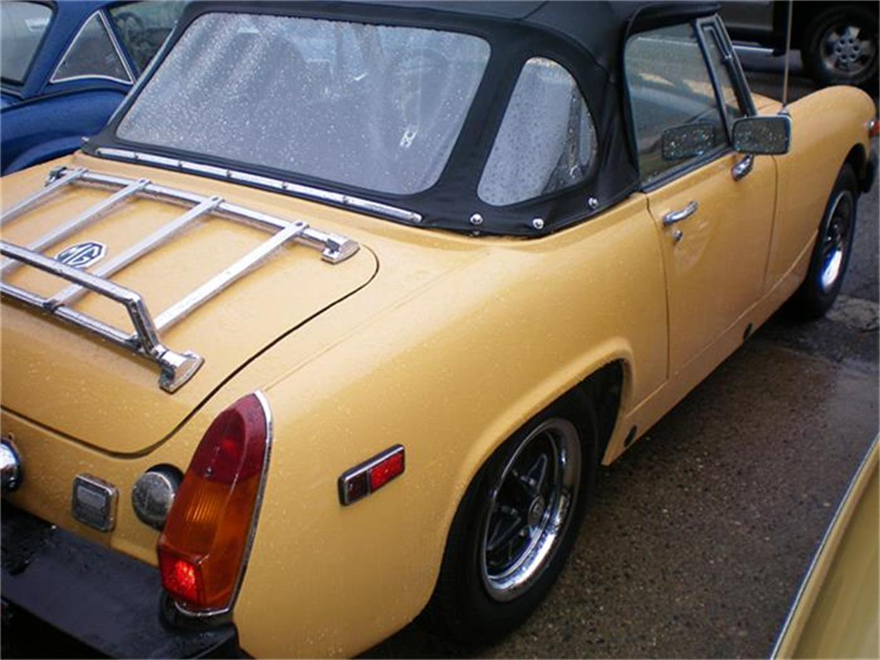 Large Picture of '77 Midget - HDAC