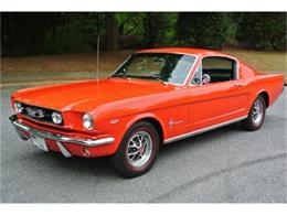 Picture of '66 Ford Mustang located in Georgia Offered by Fraser Dante - HDAI