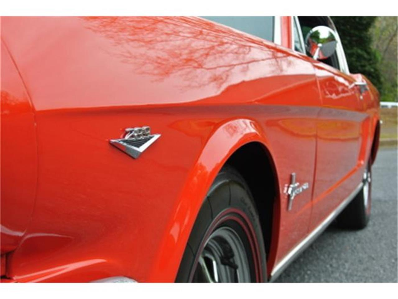 Large Picture of '66 Mustang located in Roswell Georgia Offered by Fraser Dante - HDAI