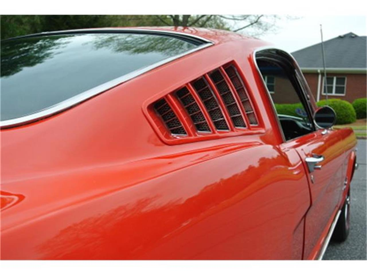 Large Picture of Classic 1966 Ford Mustang located in Roswell Georgia - $44,950.00 - HDAI