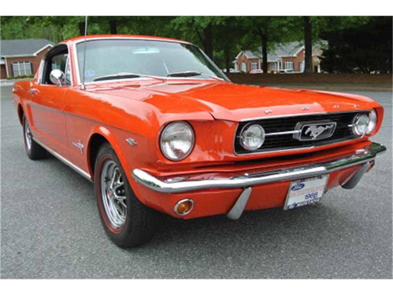 Large Picture of 1966 Ford Mustang - $44,950.00 Offered by Fraser Dante - HDAI