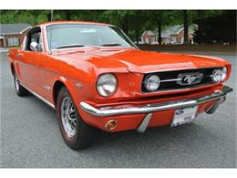 Picture of 1966 Ford Mustang located in Roswell Georgia - $44,950.00 Offered by Fraser Dante - HDAI