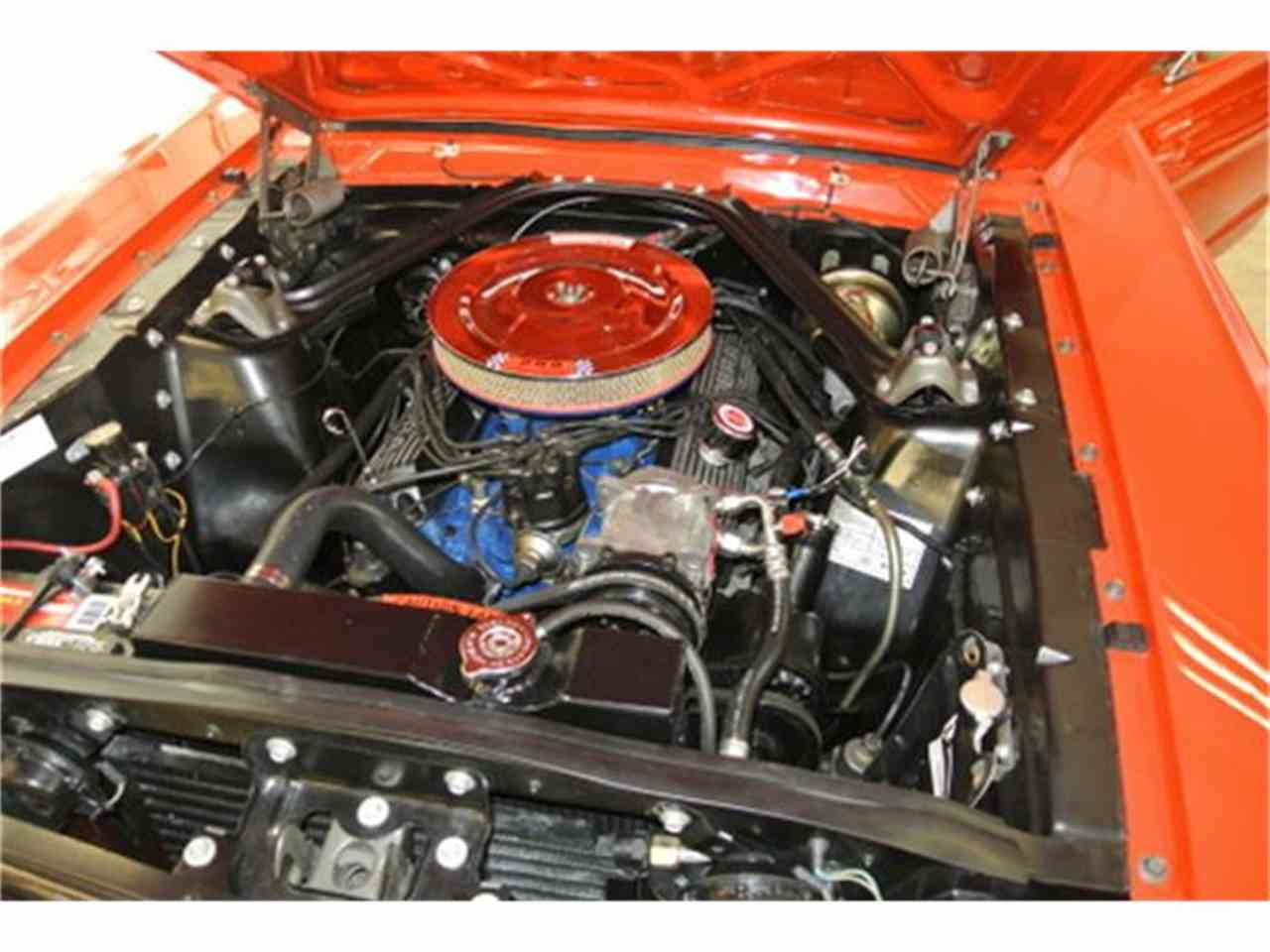 Large Picture of '66 Mustang - HDAI