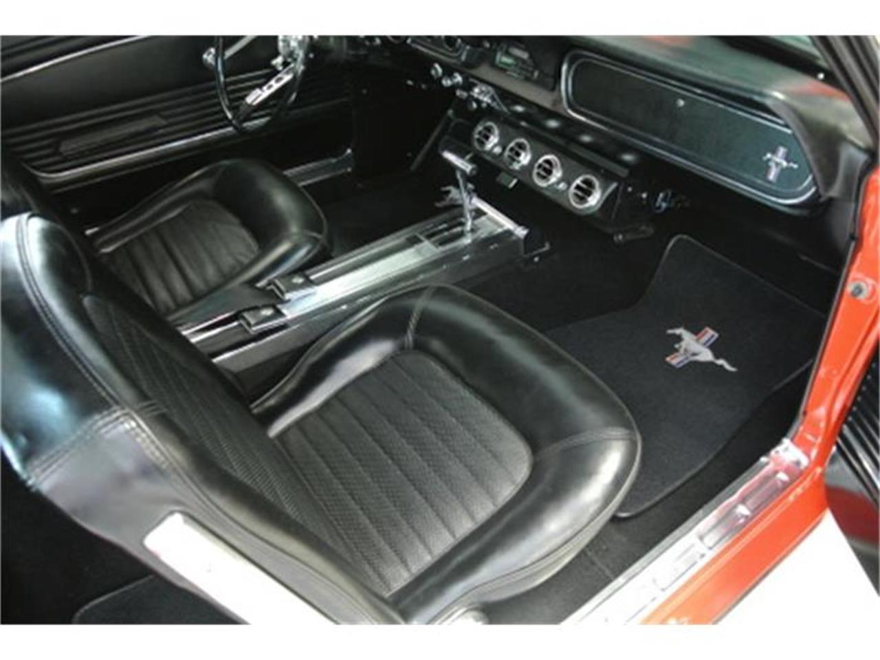 Large Picture of Classic '66 Mustang located in Roswell Georgia - $44,950.00 - HDAI