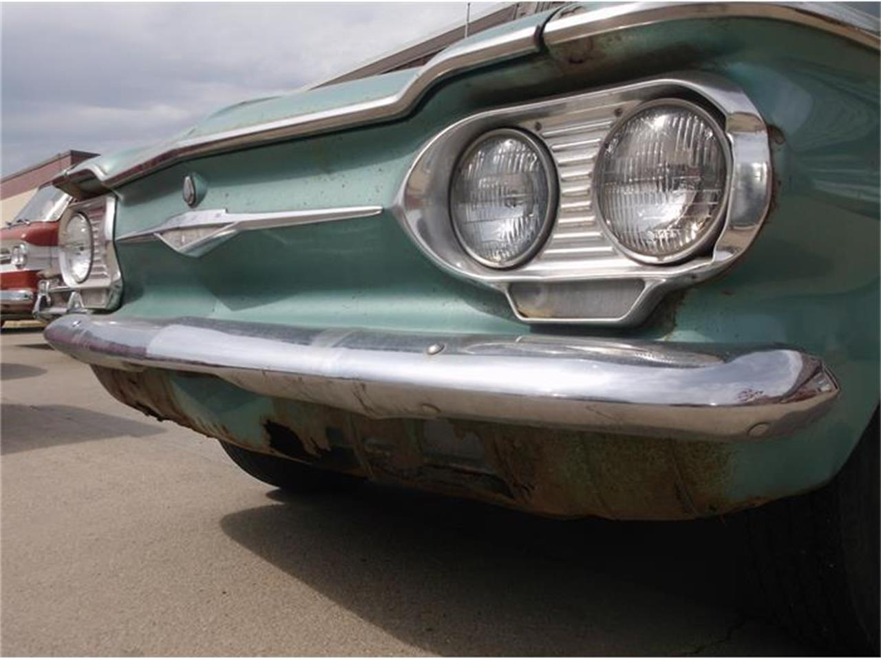 Large Picture of '61 Corvair - HFYT