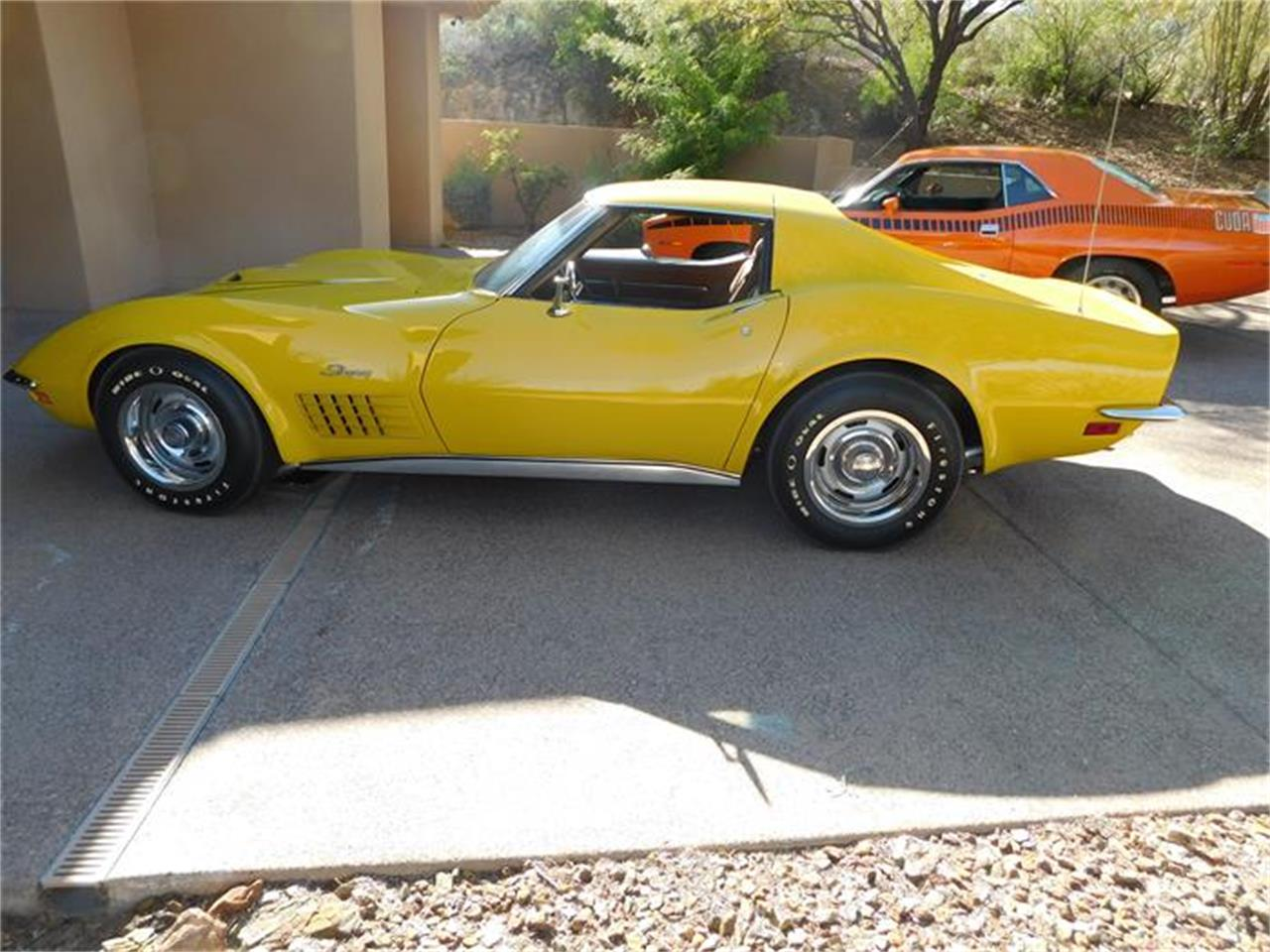 Large Picture of '72 Corvette - HG0A