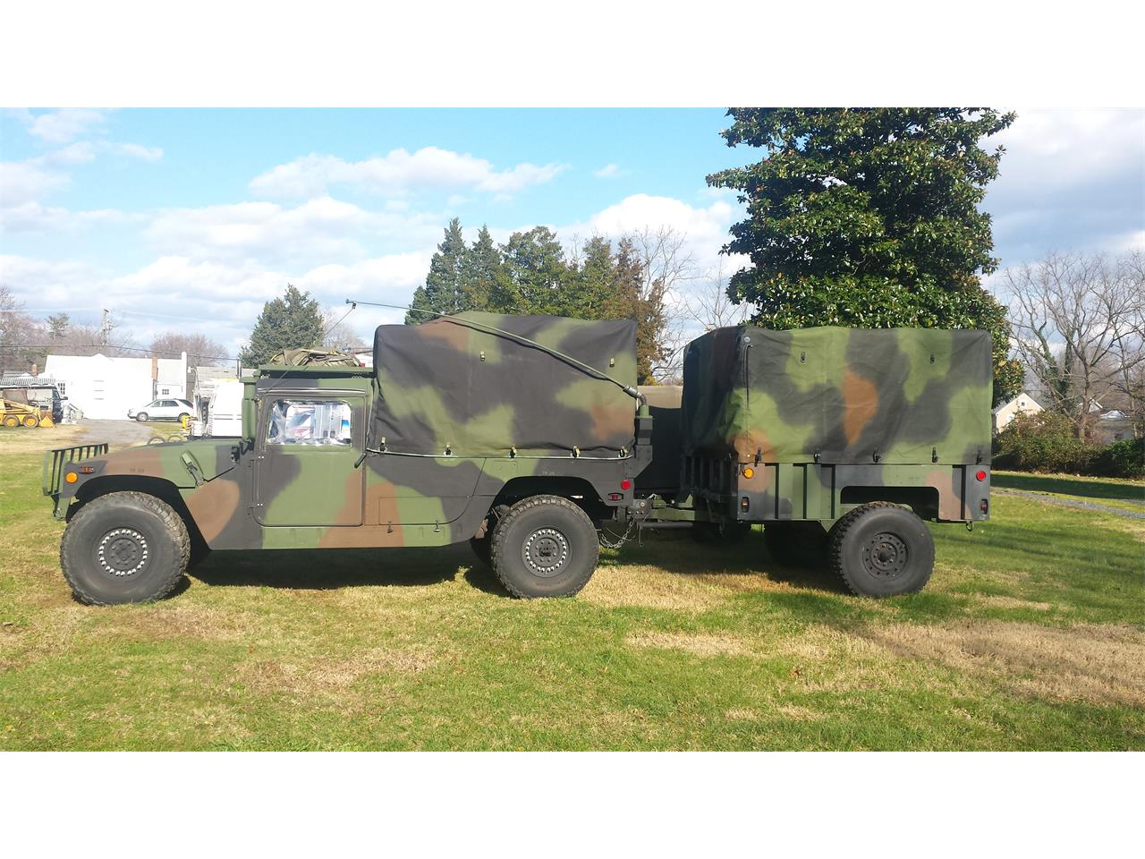 Large Picture of 1993 Hummer H1 located in Maryland - $30,000.00 Offered by a Private Seller - HDBL