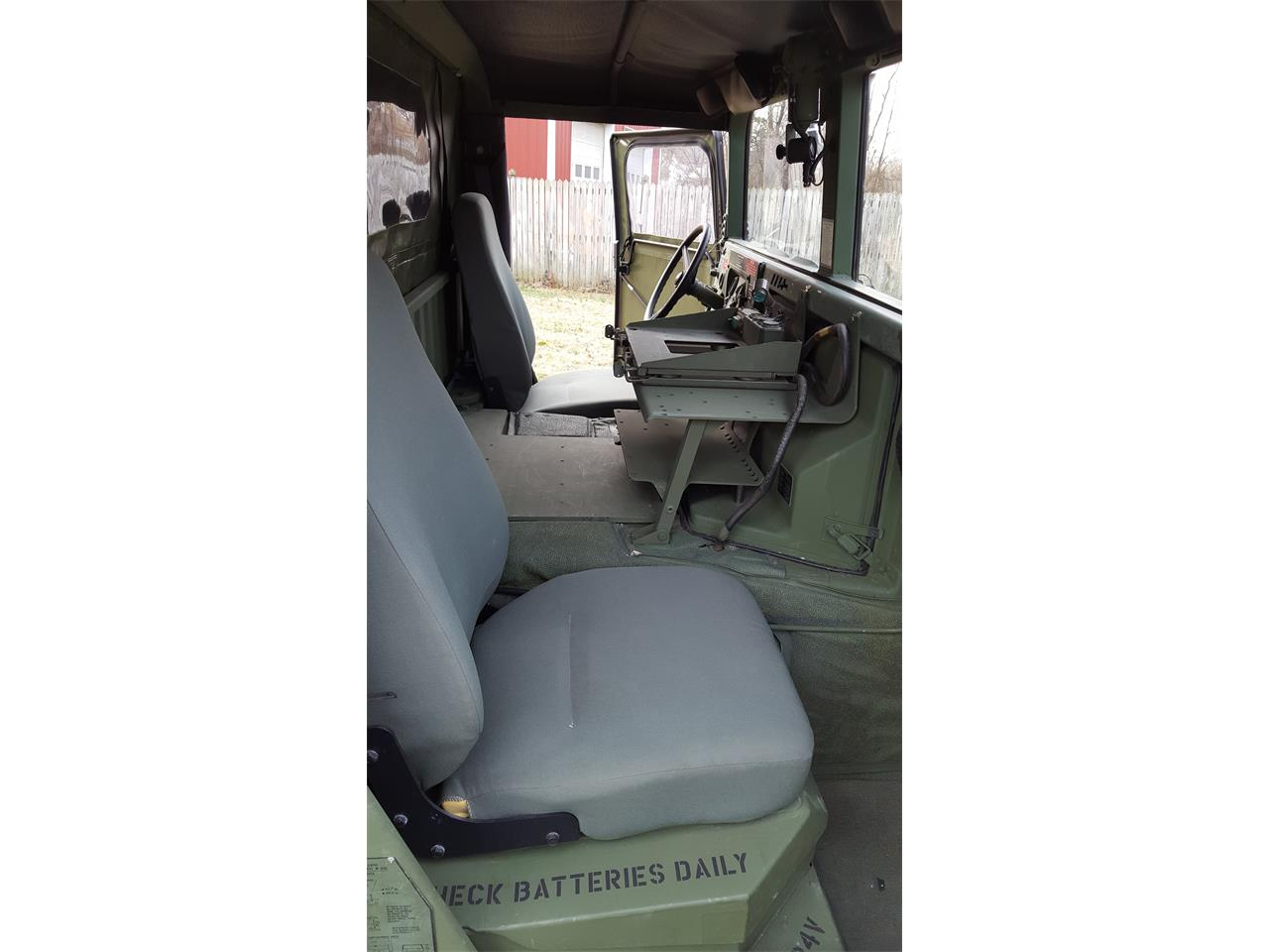 Large Picture of '93 Hummer H1 located in Maryland - $30,000.00 Offered by a Private Seller - HDBL