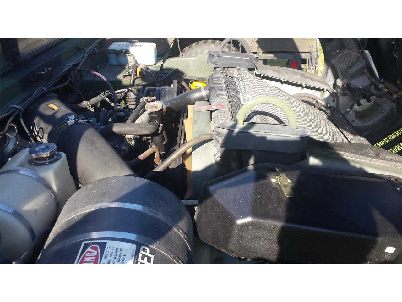 Large Picture of 1993 Hummer H1 Offered by a Private Seller - HDBL