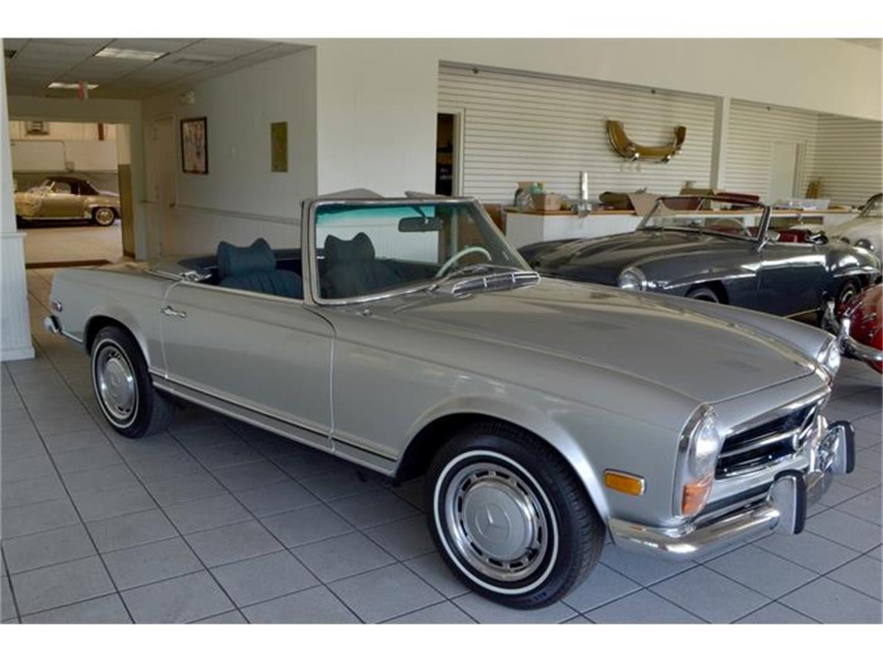 Large Picture of '71 280SL Offered by Aventura Motors - HGGT