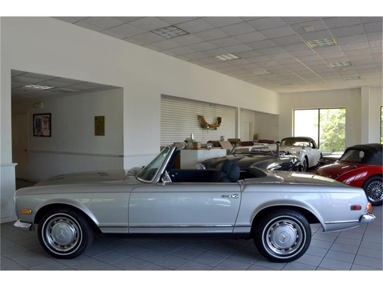 Large Picture of Classic '71 280SL located in New York Offered by Aventura Motors - HGGT