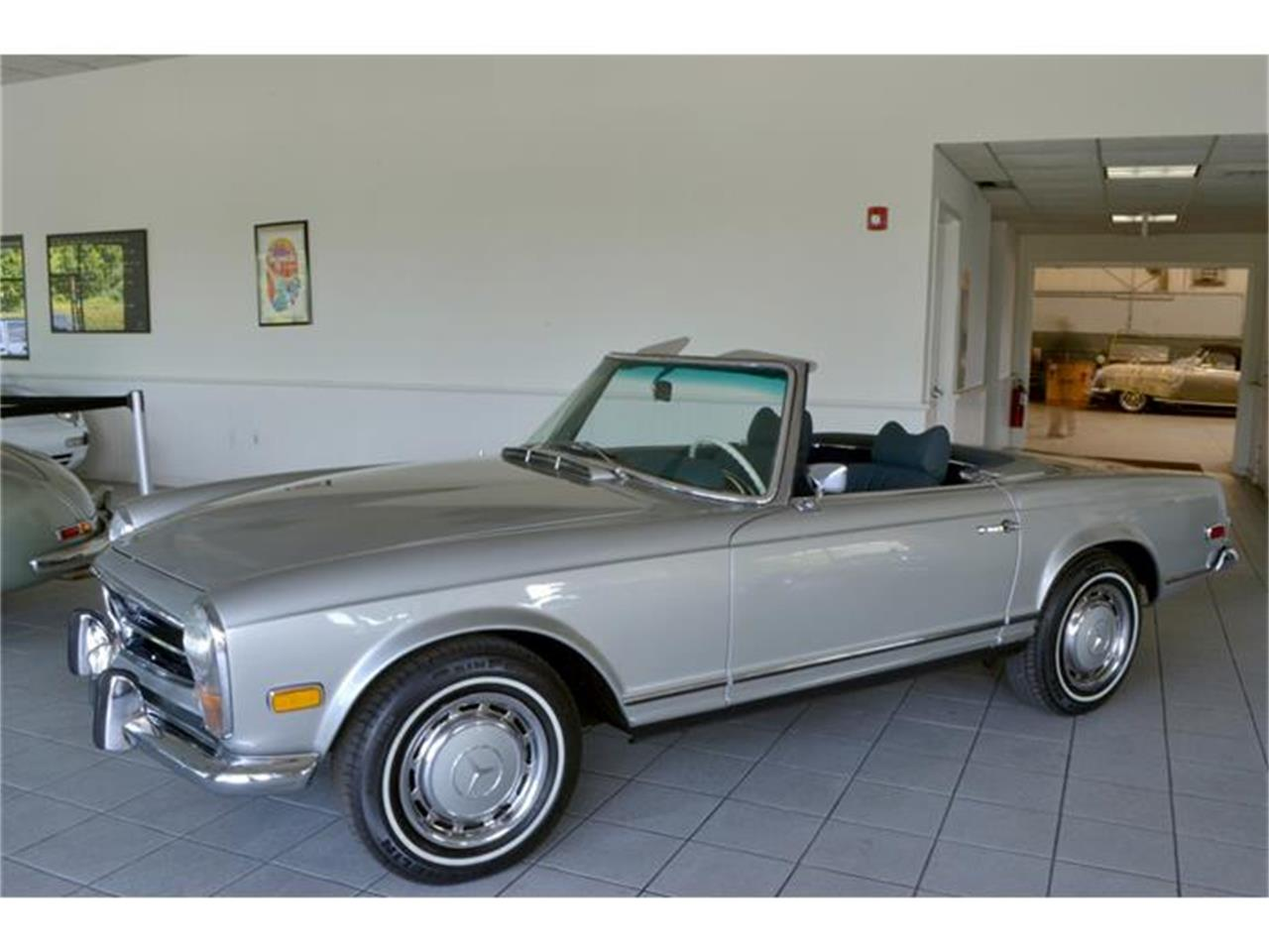 Large Picture of Classic 1971 Mercedes-Benz 280SL - $180,000.00 Offered by Aventura Motors - HGGT