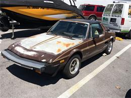 Picture of 1979 Fiat X1/9 located in Florida - $7,500.00 - HGH3