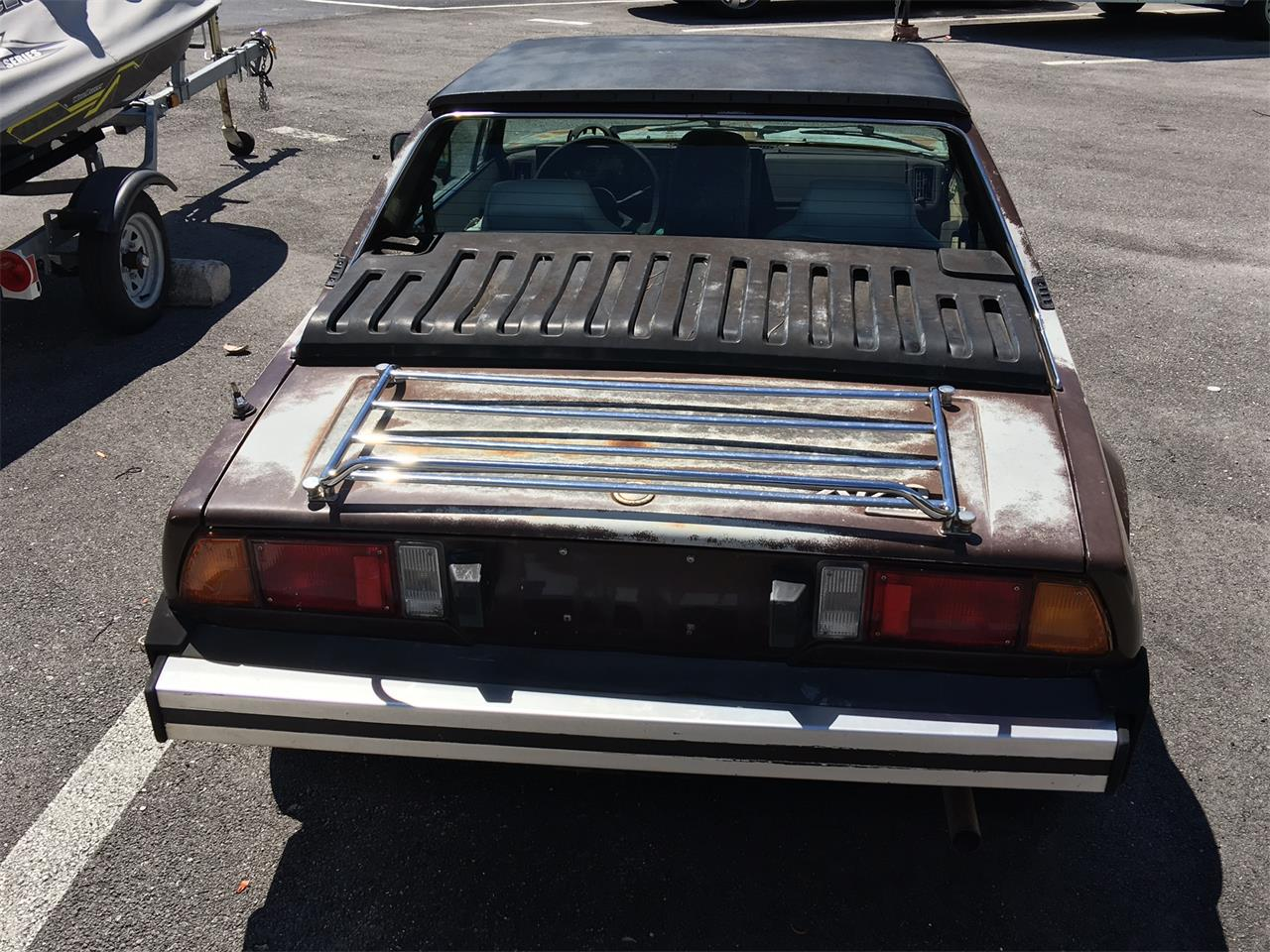 Large Picture of 1979 Fiat X1/9 located in Florida - $7,500.00 - HGH3
