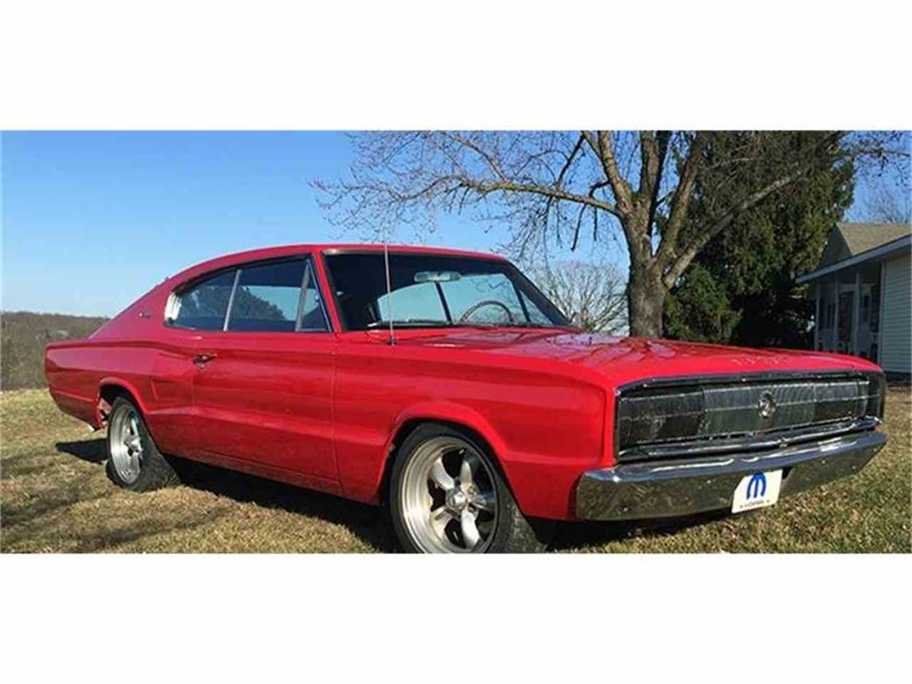 Large Picture of '66 Dodge Charger Offered by Branson Auto & Farm Museum - HGHA
