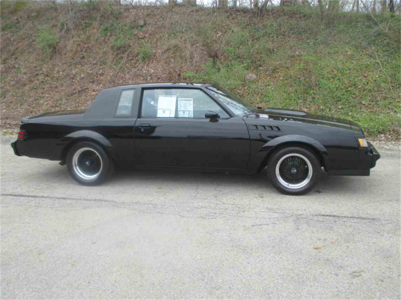 Large Picture of '87 GNX - HGHO