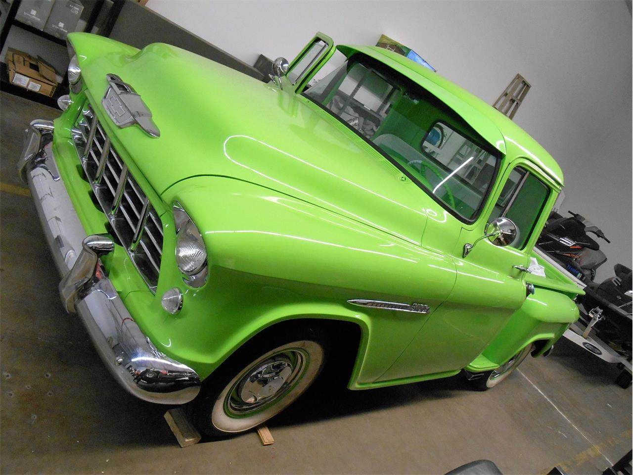 Large Picture of Classic 1955 Chevrolet 3100 located in California - HGJ9