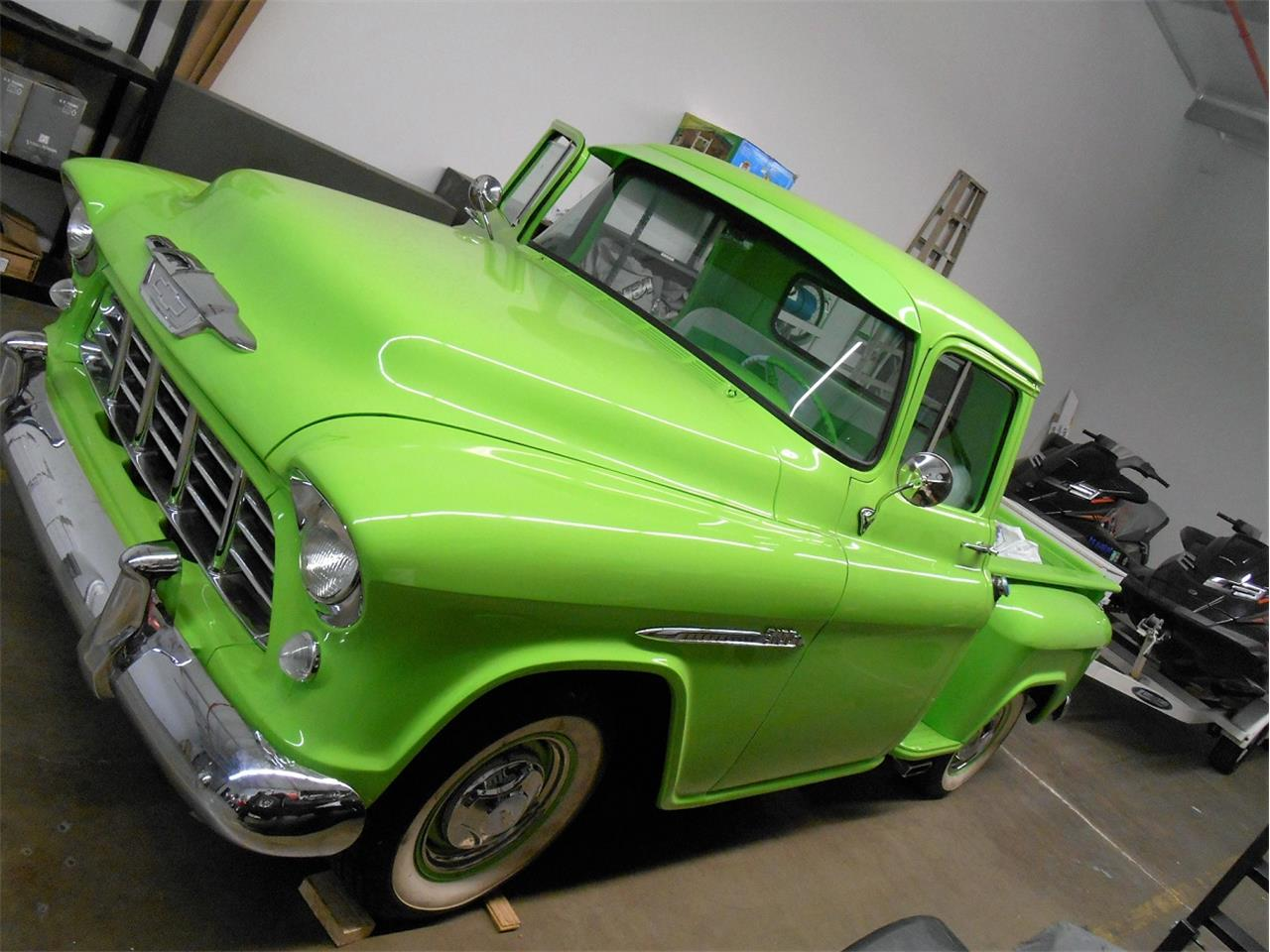 Large Picture of '55 Chevrolet 3100 located in California - $45,000.00 Offered by a Private Seller - HGJ9