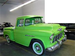 Picture of '55 Chevrolet 3100 located in Costa Mesa California Offered by a Private Seller - HGJ9