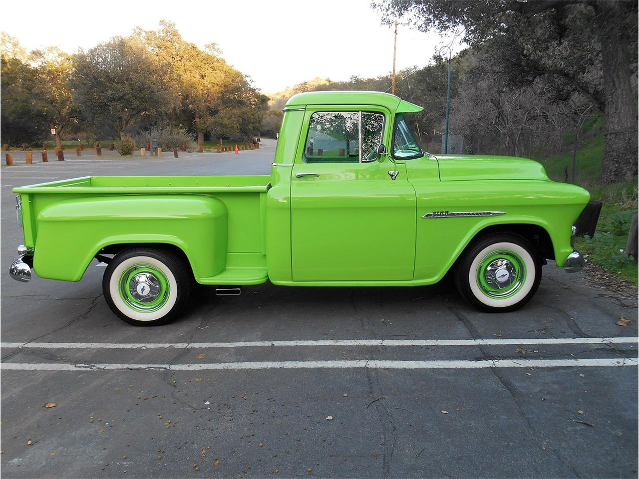 Large Picture of Classic '55 Chevrolet 3100 - $45,000.00 Offered by a Private Seller - HGJ9
