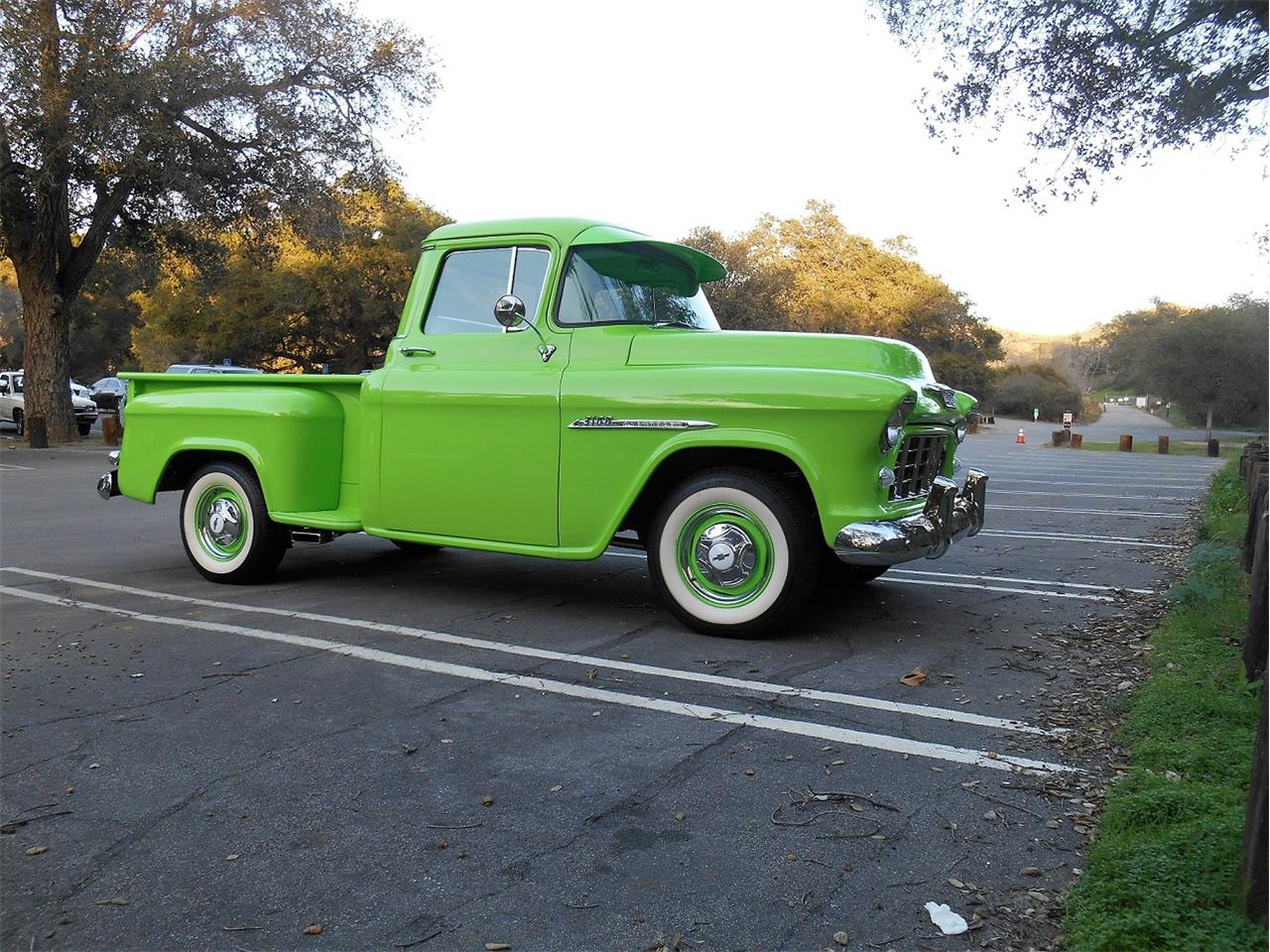 Large Picture of '55 Chevrolet 3100 - $45,000.00 Offered by a Private Seller - HGJ9