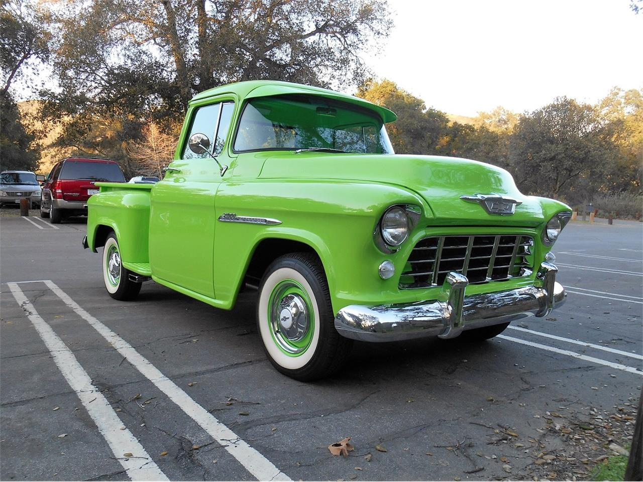 Large Picture of Classic 1955 Chevrolet 3100 - $45,000.00 Offered by a Private Seller - HGJ9