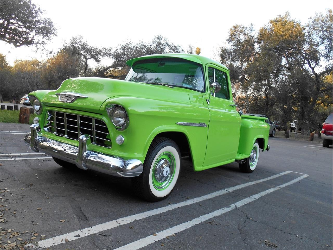 Large Picture of Classic '55 Chevrolet 3100 located in California - $45,000.00 Offered by a Private Seller - HGJ9