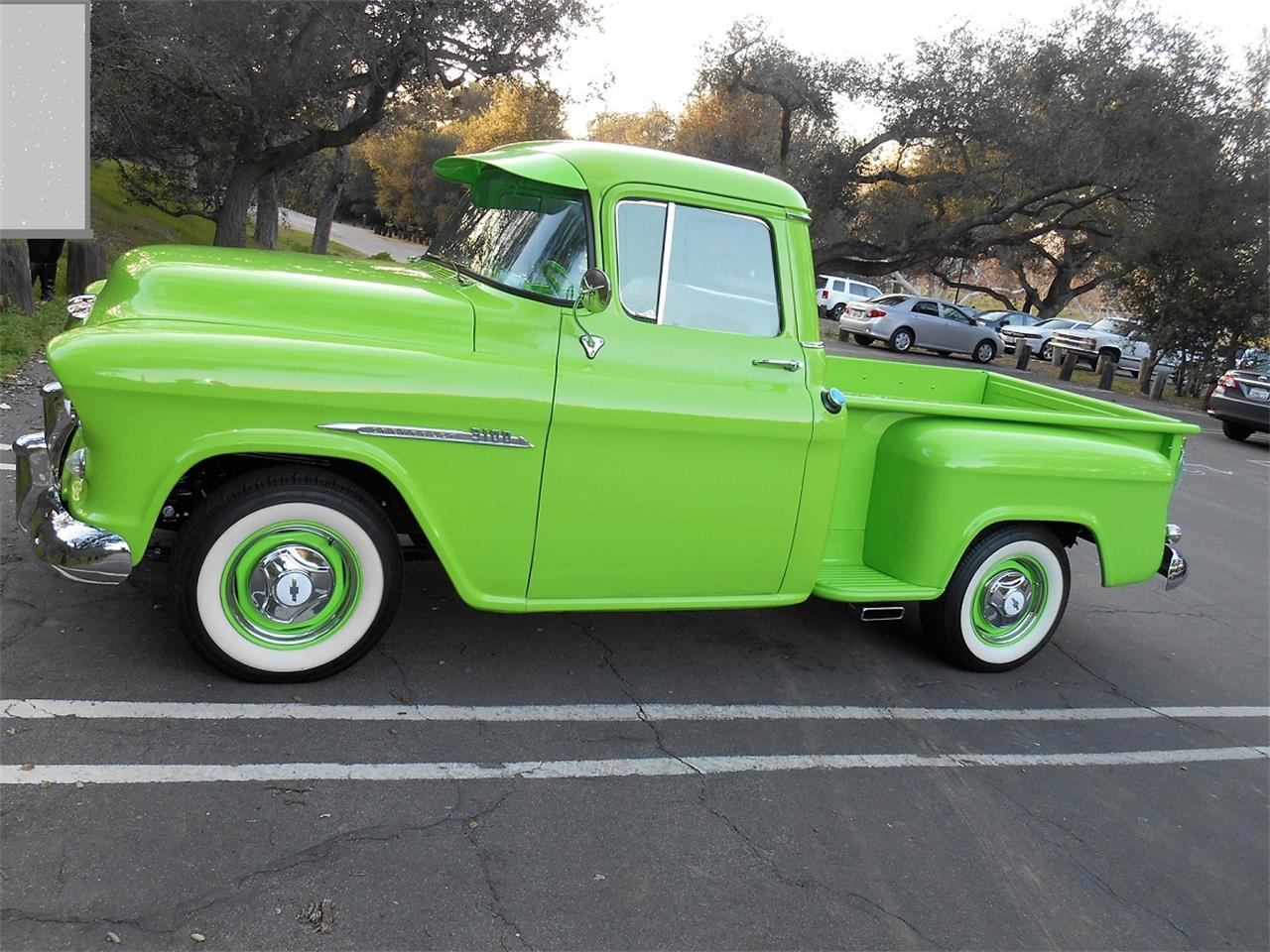 Large Picture of Classic '55 Chevrolet 3100 located in California Offered by a Private Seller - HGJ9