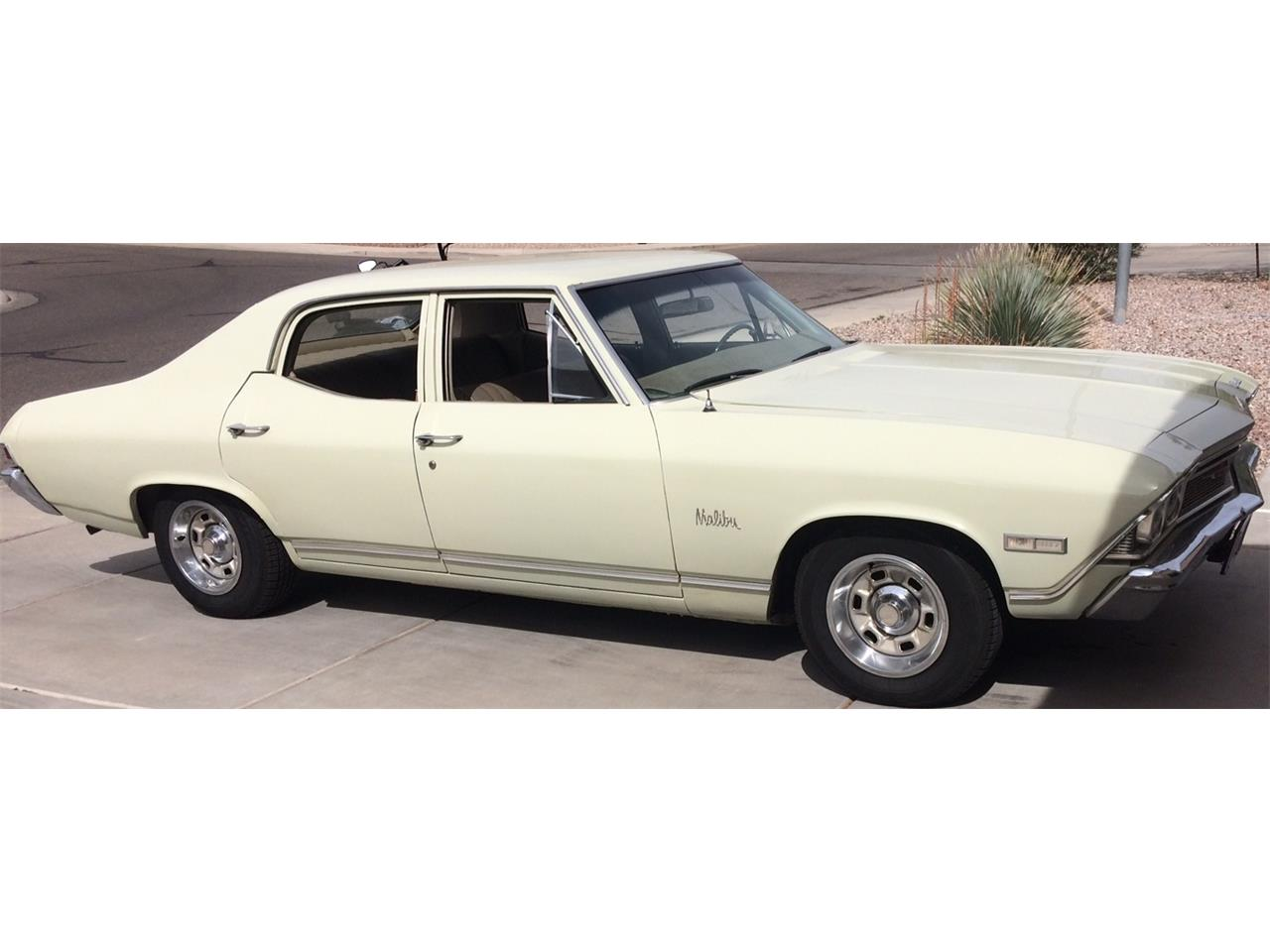 Large Picture of '68 Chevelle Malibu - HGJC