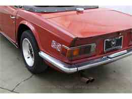 Picture of '74 TR6 - HGKT