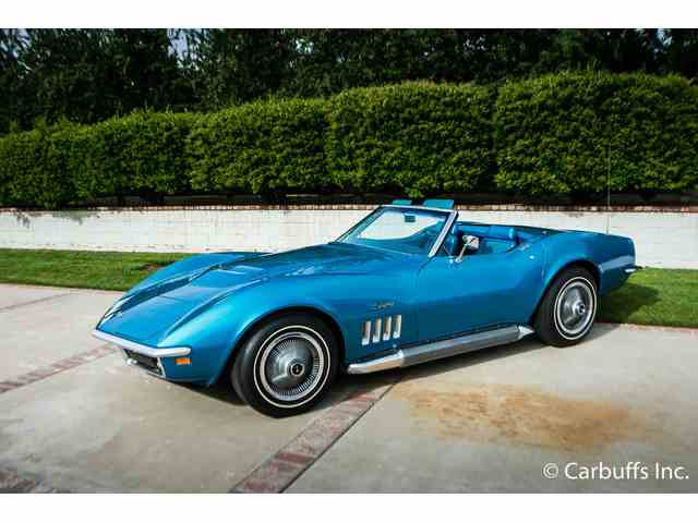 Picture of '69 Corvette - HGME