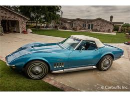 Picture of 1969 Chevrolet Corvette Offered by ABC Dealer TEST - HGME