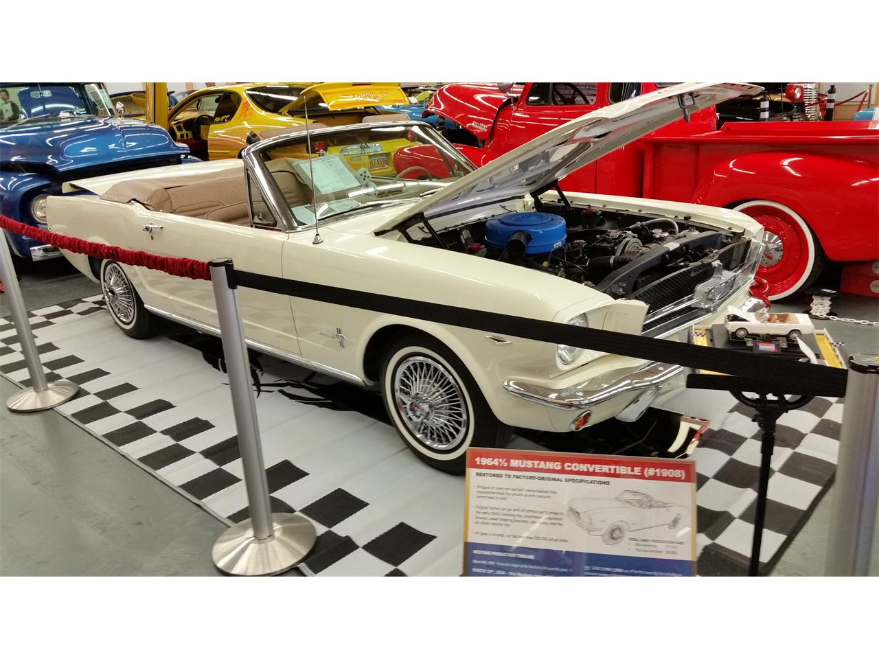 Large Picture of '64 Mustang - HHFX