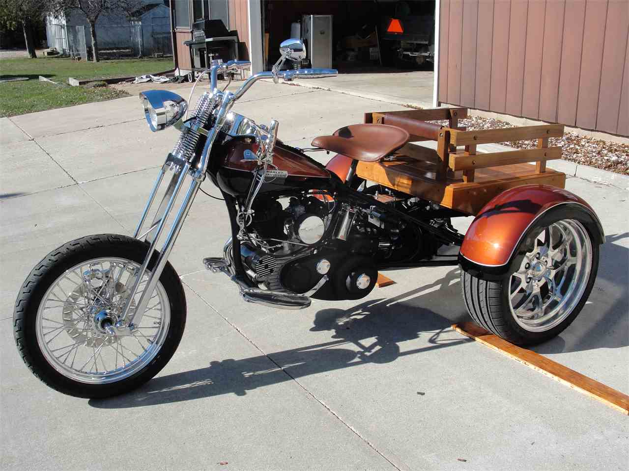 Harley Davidson Dealers In Wisconsin >> 1966 Harley-Davidson Servi-Car for Sale | ClassicCars.com | CC-815759