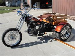 Picture of 1966 Harley-Davidson Servi-Car located in Sheboygan Falls Wisconsin Offered by a Private Seller - HHFZ