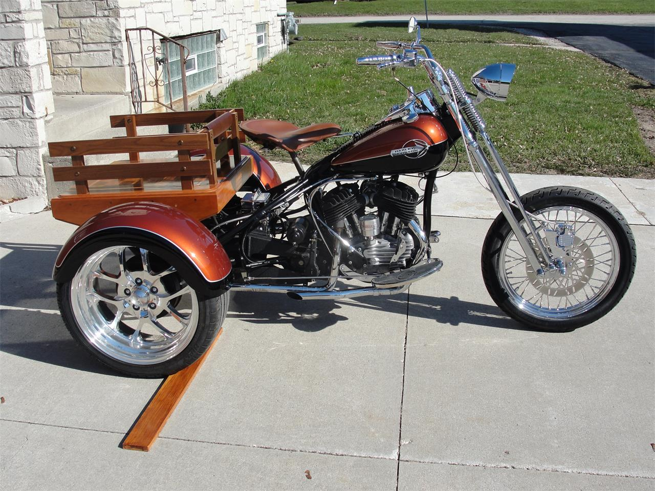 Large Picture of '66 Harley-Davidson Servi-Car - $28,500.00 Offered by a Private Seller - HHFZ