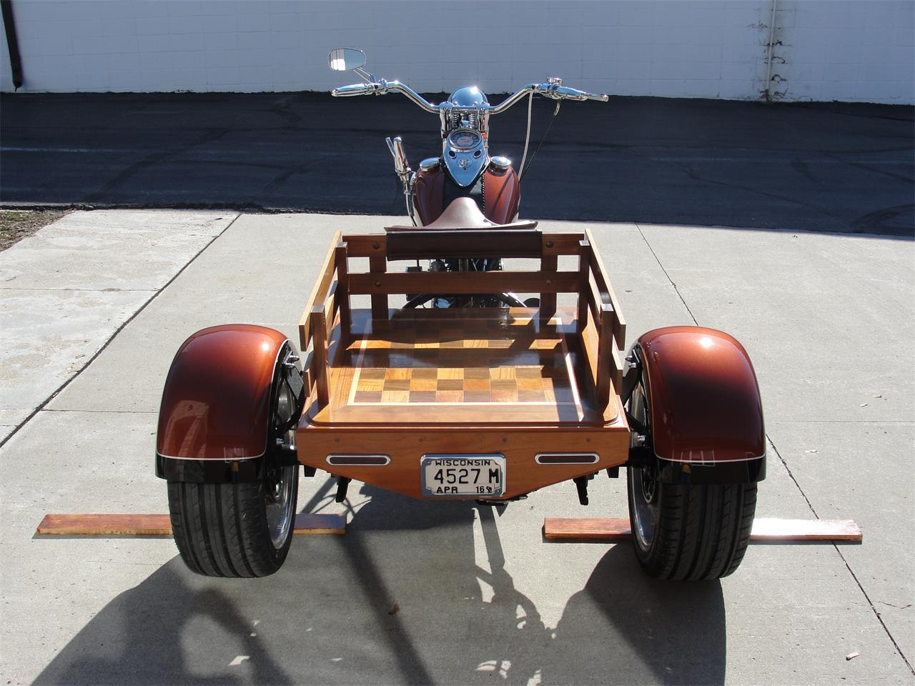 Large Picture of Classic '66 Harley-Davidson Servi-Car located in Wisconsin - $28,500.00 - HHFZ
