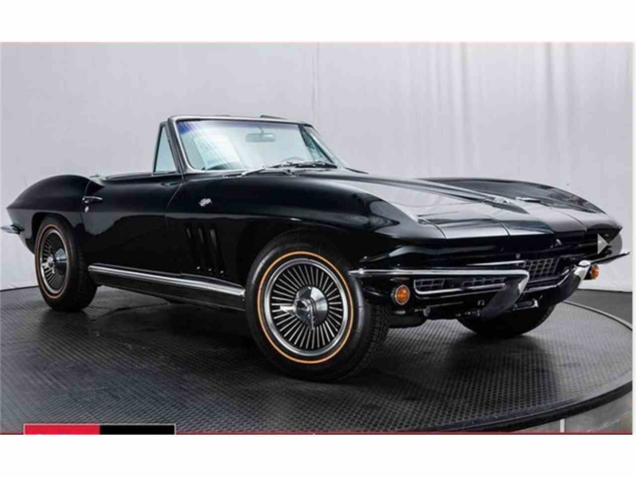 1966 chevrolet corvette stingray for sale cc 815768. Black Bedroom Furniture Sets. Home Design Ideas