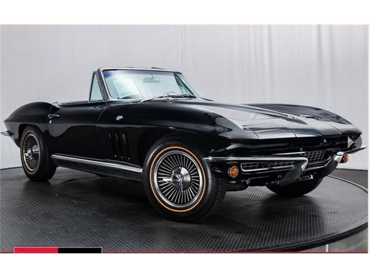 1966 chevrolet corvette stingray for sale cc 815768. Black Bedroom Furniture Sets. Home Design Ideas