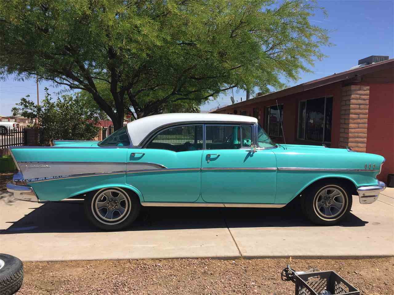 Large Picture of '57 Bel Air - HHGL
