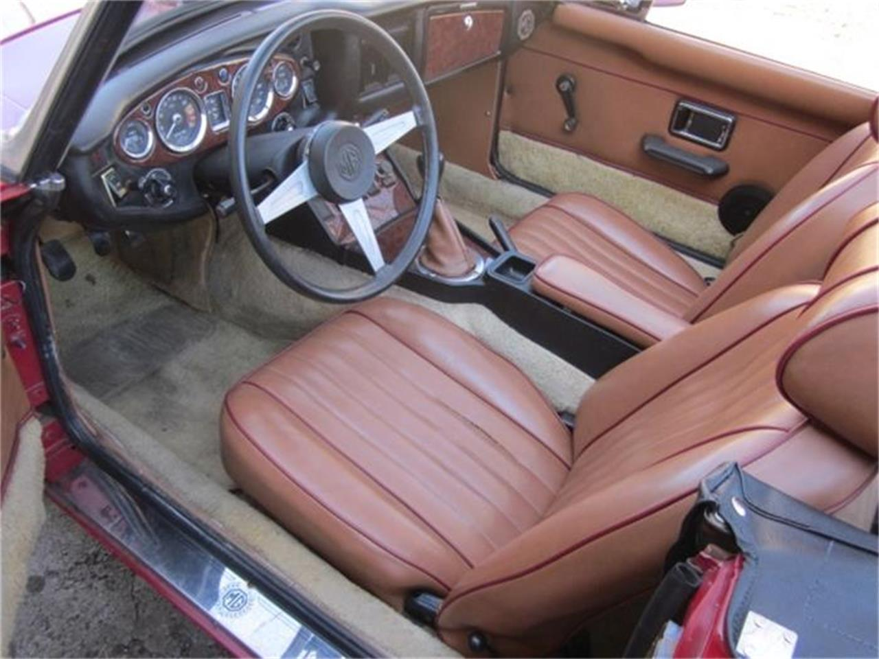 Large Picture of '76 MG MGB located in Stratford Connecticut - $16,900.00 - HHIB