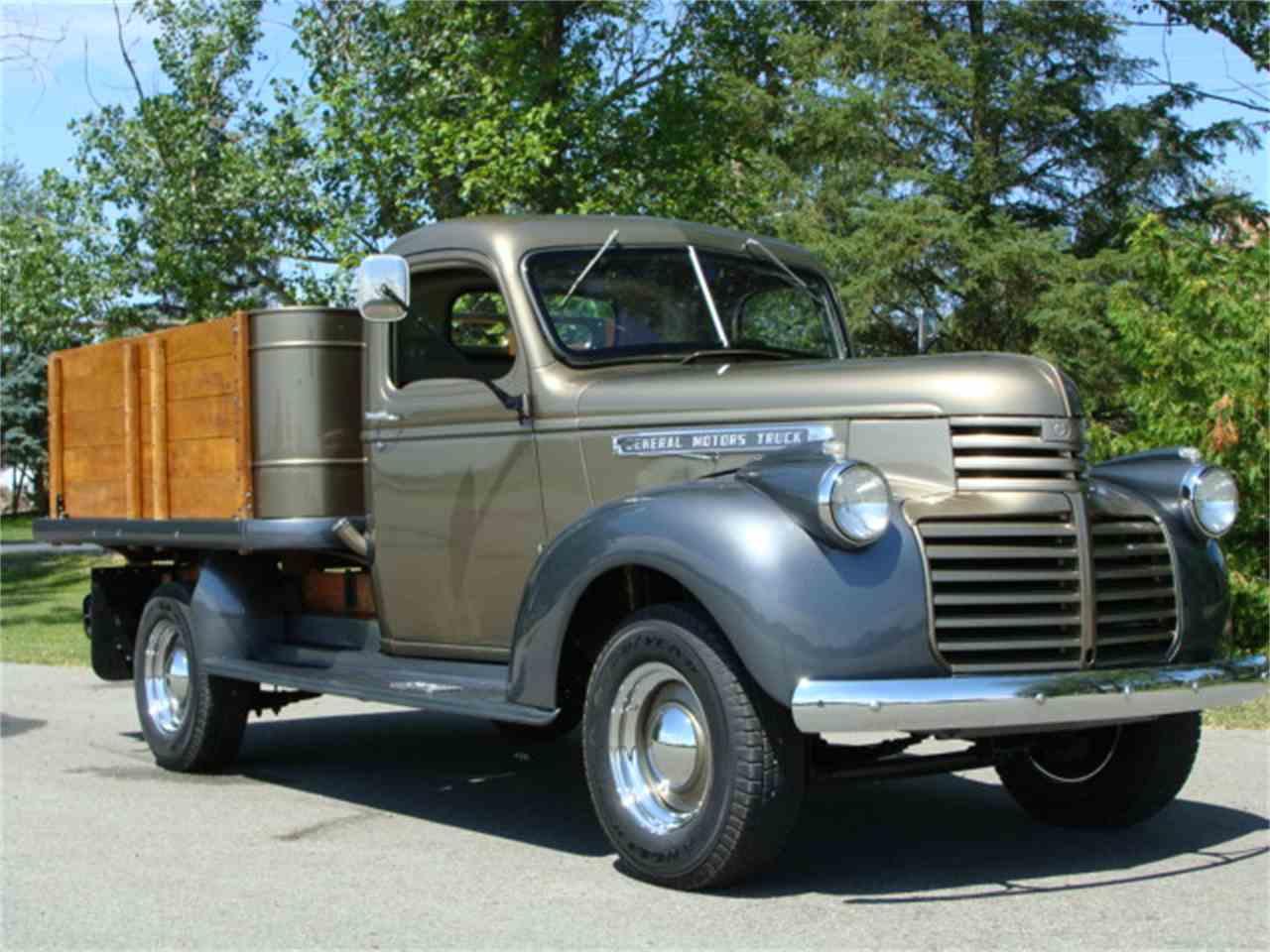 1947 gmc 1 2 ton pickup for sale cc 815865. Black Bedroom Furniture Sets. Home Design Ideas